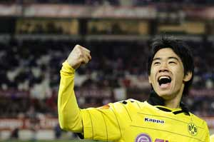 Shinji Kagawa sits out World Cup qualifier against Iraq