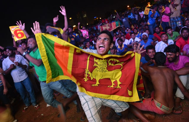 ICC World Twenty20: Sri Lankans set for big celebrations after winning maiden crown