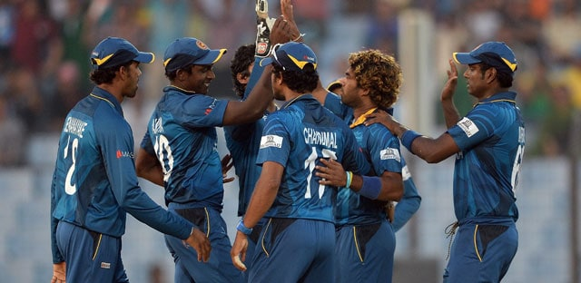 World Twenty20: Sri Lanka prevail in close encounter to beat South Africa by 5 runs