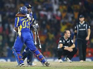 Sri Lanka advance to World Cup final