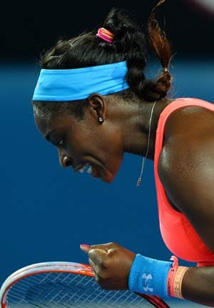 Sloane Stephens through to 4th round at Australian Open
