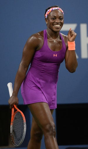 Sloane Stephens wins late-night match easily at US Open
