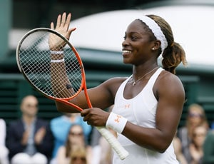 Wimbledon 2013: Sloane Stephens beats Monica Puig to reach Wimbledon quarters