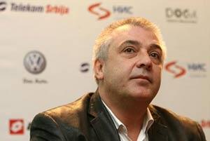 Zivojinovic resigns as Serbia's tennis chief