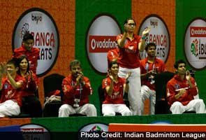 Indian Badminton League: Delhi Smashers drub Banga Beats 4-1