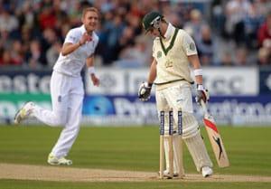 The Ashes: Australian media slam 'shameful' batting collapse