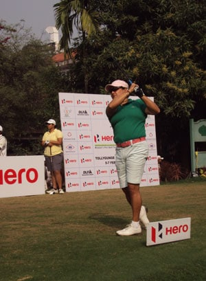 Smriti Mehra clinches second leg of Hero Women's Golf