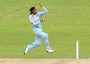 Snehal Pradhan suspended from ODI bowling