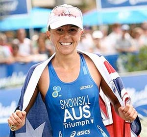 Snowsill out of Australian team for London Games