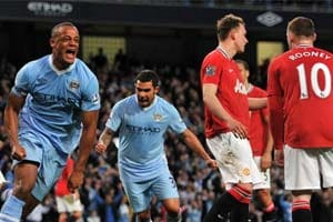Manchester City need two wins for 1st title since 1968
