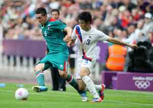 South Korea, Mexico open Group B with 0-0 draw