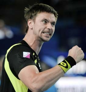 Soderling to face Cilic in Open 13 final