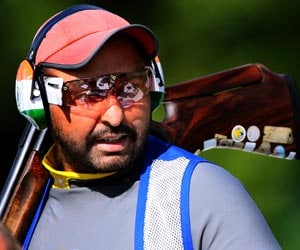 India's hopes dashed again; shooter Ronjan Sodhi fails to qualify