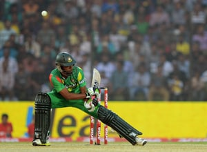 Asia Cup 2014: Sohag Gazi ruled out of remaining matches with thumb injury