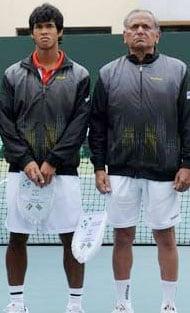 Davis Cup captain SP Mishra 'upset' by Somdev's remarks