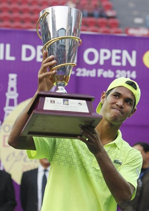 Somdev Devvarman calls Delhi Open win 'best of career'