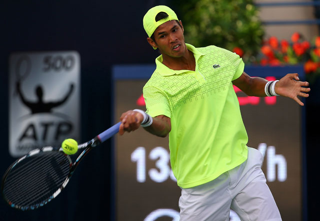 Somdev Devvarman goes down to lower-ranked Malek Jaziri in Dubai Open