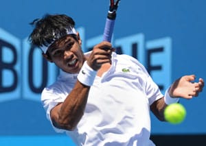 Somdev Devvarman advances to 2nd round of Australian Open qualifiers