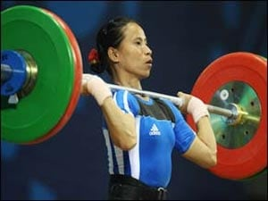 Indian weightlifters earn two quota places for London Olympics