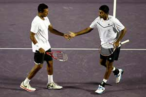 Bhupathi-Bopanna in Miami semifinals