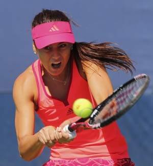 Sorana Cirstea defeats Jovanovski at Tashkent Open