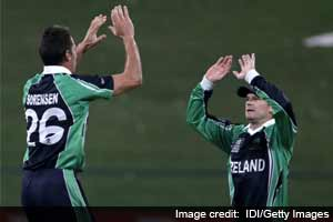 Ireland sets up third consecutive World Twenty20 Qualifier final against Afghanistan