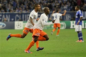 Souleymane Camara strike grabs 10-man Montpellier a point