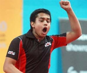 Soumyajit Ghosh to Spearhead Indian Challenge At Japan, Korean Open Table Tennis
