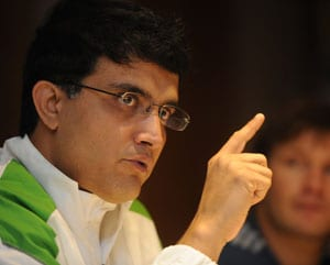 'Dhoni reaping fruits of seeds sown by Ganguly'