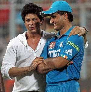 Beyond IPL, Sourav Ganguly is one of the best India has ever produced, says Shah Rukh Khan