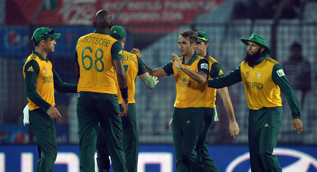 World Twenty20: South Africa edge Netherlands by 6 runs in tense finish