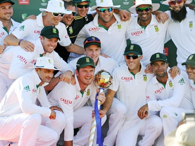 Cricket South Africa showers plaudits on world leaders and beaters Proteas