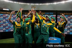 Cricket South Africa congratulates players for winning Under-19 World Cup