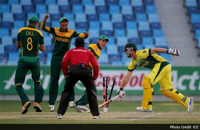 South Africa beat Australia to march into Under-19 World Cup final