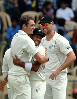 India vs New Zealand, Day 3: Statistical highlights