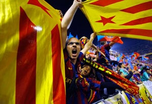 More than ever, Barca more than club for Catalans