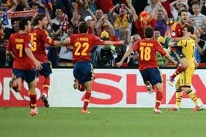 Euro 2012: Portugal vs Spain - As it happened