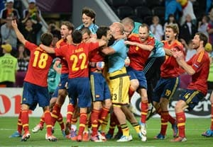 The success story of Spain