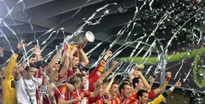 Euro 2012: Spain make history to retain European title