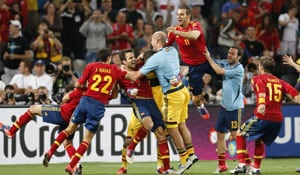 Euro 2012 Final: Spain's Villa, Puyol to attend the finale