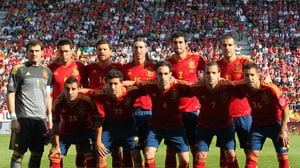 Spain announces squad for Euro 2012