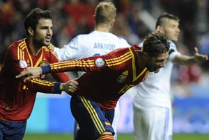 FIFA WC qualifiers: Champions Spain held as Germany, England stroll