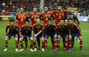 Spain to keep faith in style despite doubts