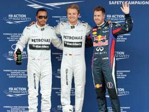 Nico Rosberg cautious despite Spanish Grand Prix pole