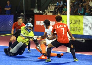 Bad umpiring cost us the match, say Indian players after losing Asia Cup hockey final