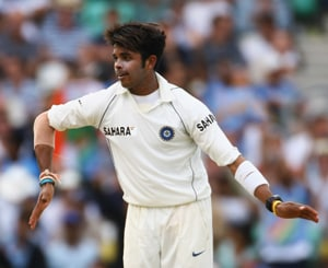 ICC approves Sreesanth and two Australians as replacements