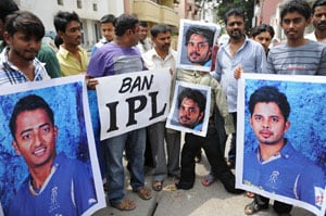 IPL Spot-fixing: The Age of foolishness