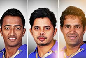 IPL spot-fixing: Sreesanth, other tainted cricketers to appear in court today