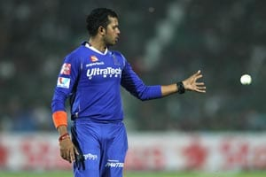 IPL 2013: Rajasthan Royals had sacked Sreesanth for tantrums, say media reports