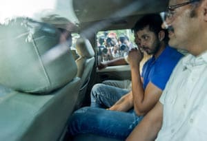 IPL spotfixing: Sreesanth, 3 others sent to 2-day police custody